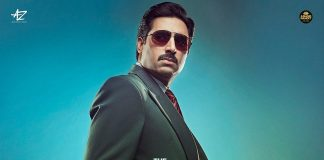 Abhishek Bachchan unveils new poster of The Big Bull