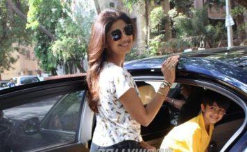 Shilpa Shetty shares new picture of daughter Samisha