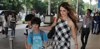 Sussanne Khan temporarily moves in with Hrithik Roshan with sons Hrehaan and Hridhaan