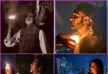B'towners light up lamps to support Prime Minister Narendra Modi's  #9PM for 9 Minutes ritual
