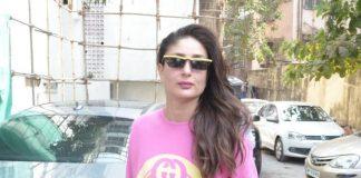 Kareena Kapoor beats lockdown blues with a cool Yellow Kaftaan by House of Masaba