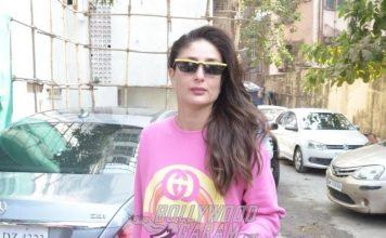 Kareena Kapoor beats lockdown blues with a cool Yellow Kaftaan by House of Masaba