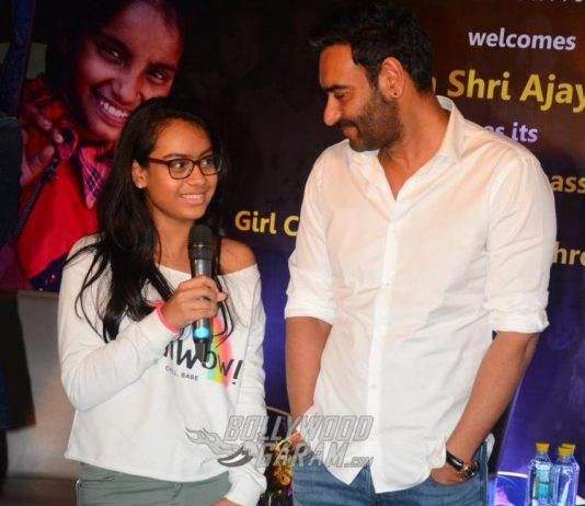Ajay Devgn clarifies daughter Nysa is not suffering from coronavirus