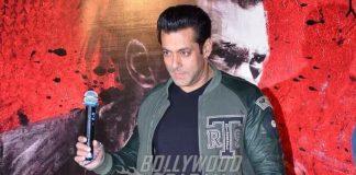 Salman Khan keeps himself fit as he lodges at his Panvel farmhouse