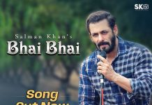 Salman Khan releases song Bhai Bhai this Eid