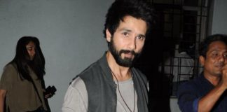 Shahid Kapoor shares his look from Jersey