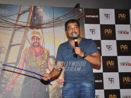 Anurag Kashyap announces launch of his production house Good Bad Films