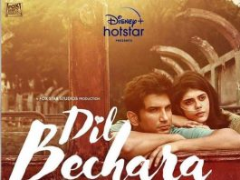Sushant Singh Rajput starrer Dil Bechara to be released on Disney Plus Hotstar on July 24