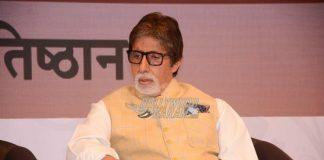 Amitabh Bachchan denies testing negative for coronavirus