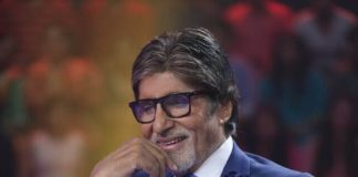 Amitabh Bachchan shares video of himself from hospital