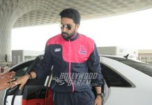 Abhishek Bachchan shares a cloudy picture from hospital