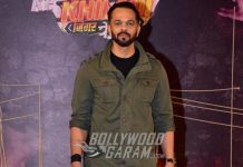 Rohit Shetty gets back to shoot for Khatron Ke Khiladi finale