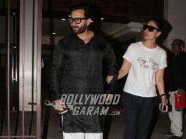 Kareena Kapoor Khan and Saif Ali Khan expecting their second child