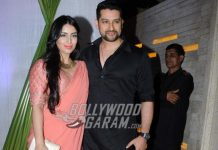 Aftab Shivdasani and Nin Dusanj  blessed with a baby girl