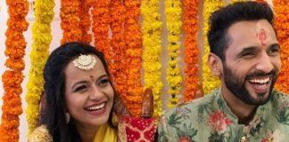 Punit J Pathak gets engaged to Nidhi Moony Singh