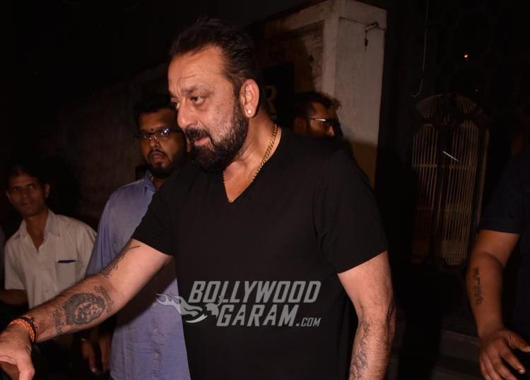 Sanjay Dutt undergoes preliminary treatment in Mumbai