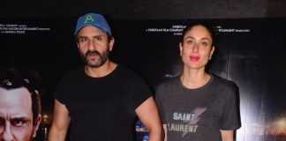 Saif Ali Khan and Kareena Kapoor share an adorable video shot at their residence