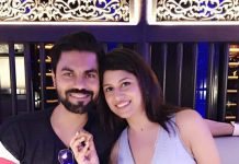Gaurav Chopra and wife Hitisha blessed with a baby boy
