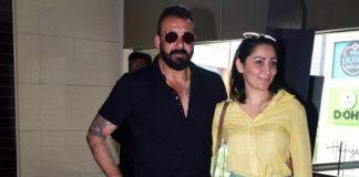 Sanjay Dutt off to Dubai to meet his children