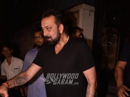 Sanjay Dutt confirms about his recovery from lung cancer