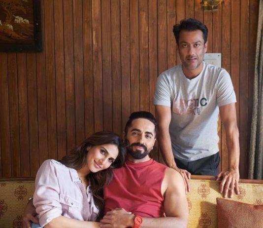 Aayushmann Khurrana and Vaani Kapoor paired for Chandigarh Kare Aashiqui