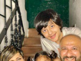 Mandira Bedi and Raj Kaushal adopt 4 year old girl child