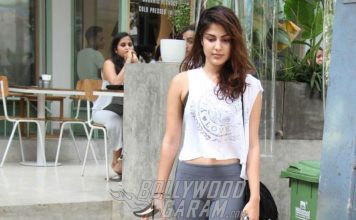 Rhea Chakraborty conducted yoga sessions for inmates while in jail