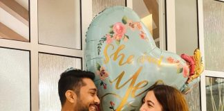 Gauahar Khan gets engaged to Zaid Darbar