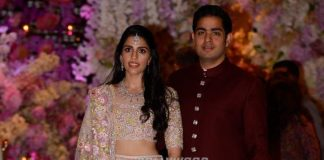 Akash Ambani and Shloka Mehta become parents to a baby boy