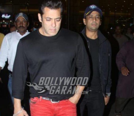 Salman Khan makes Rakhi Sawant's bed on Bigg Boss
