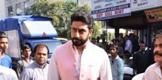 Abhishek Bachchan roped in to play SSC fail chief minister in Dasvi
