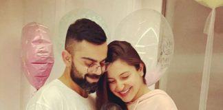 Anushka Sharma shared first glimpse of daughter Vamika