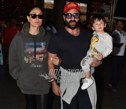 Kareena Kapoor and Saif Ali Khan become parents again to a son