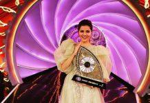 Rubina Dilaik claims the winning title of Bigg Boss 14