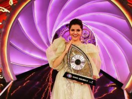 Rubina Dilaik claims the winning title of Bigg Boss 14