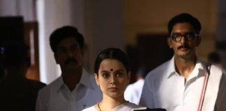 Kangana Ranaut announces release date of the biopic Thalaivi