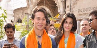 Kriti Sanon and Tiger Shroff roped on again for Ganapath