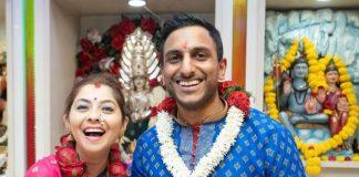 Sonalee Kulkarni gets married in an intimate ceremony in Dubai