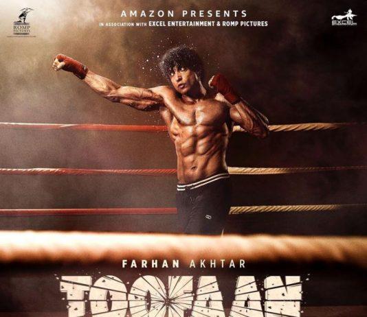 Farhan Akhtar announces fresh release date for Toofaan