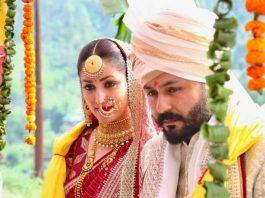 Yami Gautam announces wedding with URI director Aditya Dhar