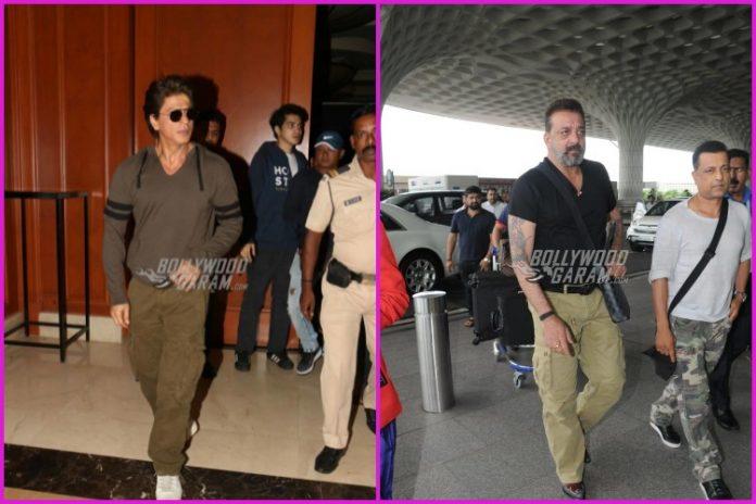 Shah Rukh Sanjay dutt
