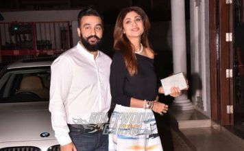 Shilpa Shetty gets in to a heated argument with Raj Kundra during raid