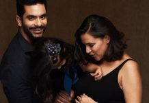Angad Bedi and Neha Dhupia expecting their second child