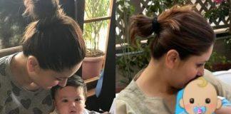 Kareena Kapoor confirms her second son's name as Jeh Ali Khan