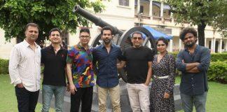 Rajkummar Rao and Sanya Malhotra begin shooting for Hindi remake of Telugu flick HIT
