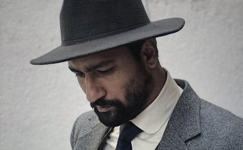 Vicky Kaushal in and as Sardar Udham