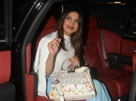 Priyanka Chopra flew down to Los Angeles to be with husband Nick Jonas on his birthday