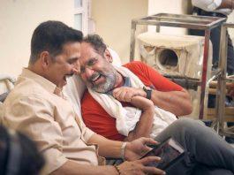 Akshay Kumar wraps filming for Raksha Bandhan