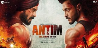 Salman Khan launches motion poster of Antim: The Final Truth