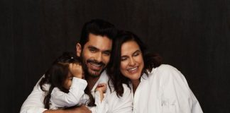 Neha Dhupia and Angad Bedi blessed with a baby boy